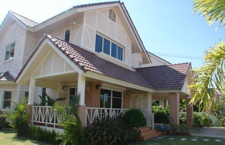 House view in East Pattaya.